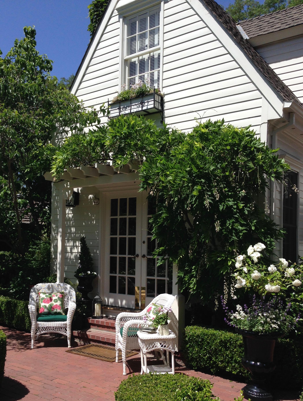 Conservancy Olson-front door